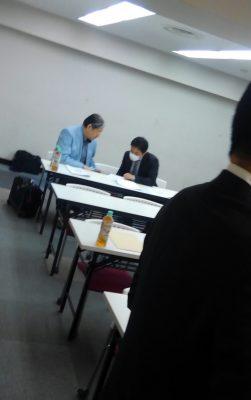 クリーニング経営コンサルタント中西正人(佐伯と小山さん)
