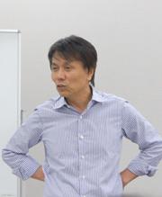 写真:代表取締役松田浩志氏