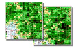 立地診断地図